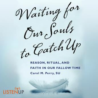Waiting For Our Souls to Catch Up - Reason, Ritual, and Faith in Our Fallow Time, Carol M. Perry