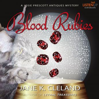 Blood Rubies, Jane K. Cleland