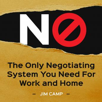 No: The only negotiating system you need for work and home