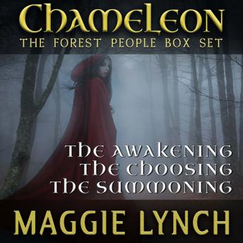 Forest People Trilogy. The: Chameleon: The Forest People Box Set, Maggie Lynch