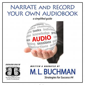 Narrate and Record Your Own Audiobook: a Simplified Guide