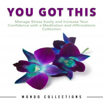 You Got This: Manage Stress Easily and Increase Your Confidence with a Meditation and Affirmations Collection