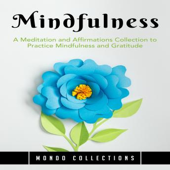 Mindfulness: A Meditation and Affirmations Collection to Practice Mindfulness and Gratitude, Mondo Collections