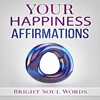 Your Happiness Affirmations sample.
