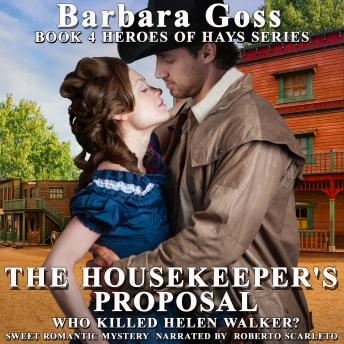 Housekeeper's Proposal: Who Killed Helen Walker? sample.