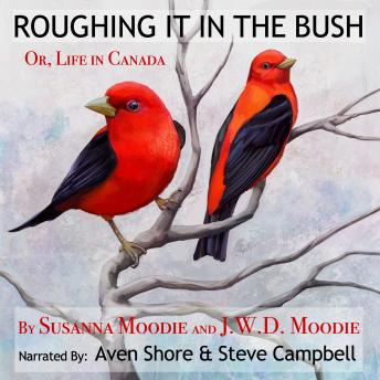 Roughing It in the Bush: Or, Life in Canada