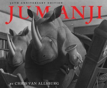 Listen To Jumanji By Chris Van Allsburg At Audiobooks Com