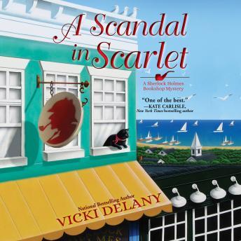 A Scandal in Scarlet