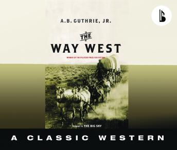 The Way West - Booktrack Edition