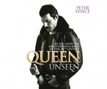 Queen Unseen, Audio book by Peter Hince