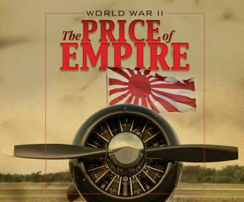 World War II: Price of Empire, Audio book by Michael Cove