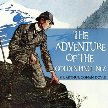Adventure of the Golden Pince-Nez sample.