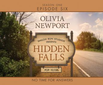 No Time for Answers, Audio book by Olivia Newport