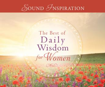 Download Best of Daily Wisdom for Women by Carol Lynn Fitzpatrick