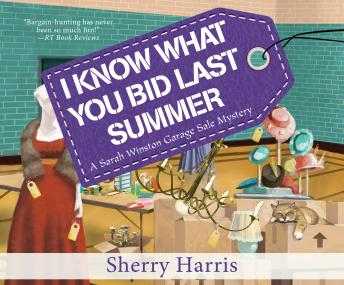 Download I Know What You Bid Last Summer by Sherry Harris