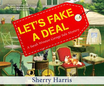Let's Fake a Deal, Sherry Harris