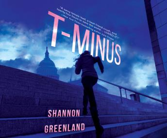 T-Minus, Audio book by Shannon Greenland
