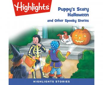 Puppy's Scary Halloween and Other Spooky Stories