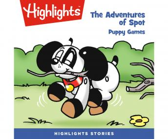 The Adventures of Spot: Puppy Games