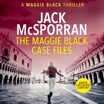 Maggie Black Case Files, Jack Mcsporran