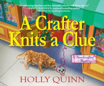 Crafter Knits a Clue, Holly Quinn