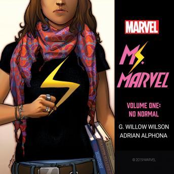 Ms. Marvel Vol. 1: No Normal details