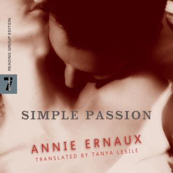Download Simple Passion by Annie Ernaux