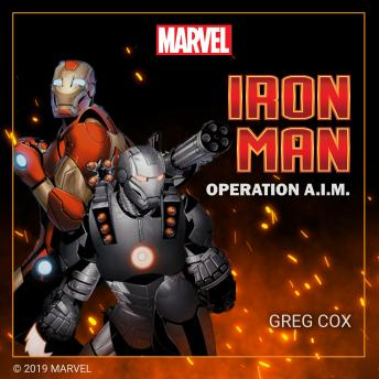 Download Iron Man: Operation A.I.M. by Greg Cox