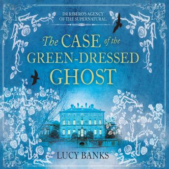 Case of the Green-Dressed Ghost, Lucy Banks