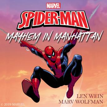 The Amazing Spider-Man: Mayhem in Manhattan