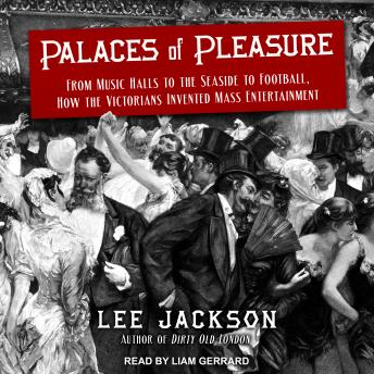 Palaces of Pleasure: From Music Halls to the Seaside to Football, How the Victorians Invented Mass Entertainment sample.
