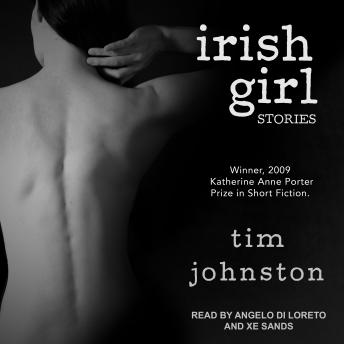 Irish Girl: Stories, Tim Johnston