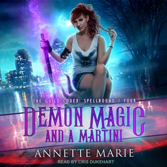 Download Demon Magic and a Martini by Annette Marie