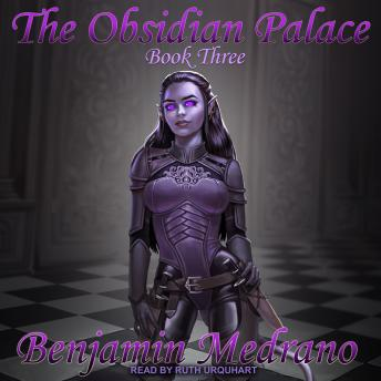 Download Obsidian Palace by Benjamin Medrano