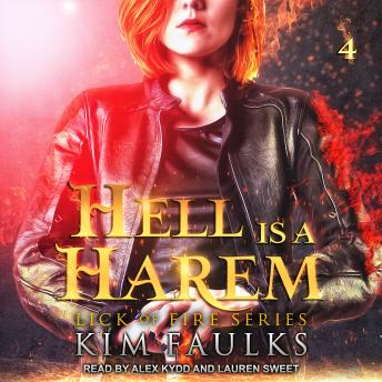Hell is a Harem: Book 4