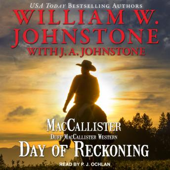 Day of Reckoning, J. A. Johnstone, William W. Johnstone