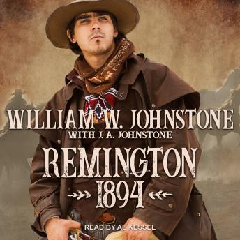 Remington 1894, J. A. Johnstone, William W. Johnstone