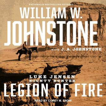 Download Legion of Fire by William W. Johnstone, J. A. Johnstone