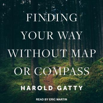 Finding Your Way Without Map or Compass sample.