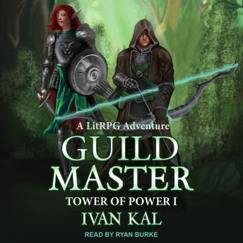 Guild Master: A LitRPG Adventure