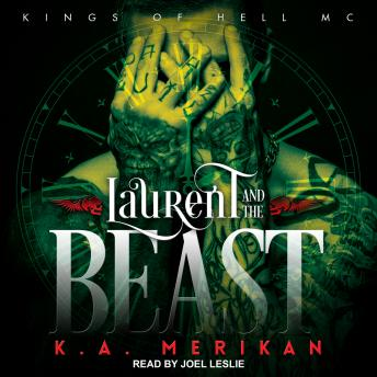 Laurent and the Beast, Audio book by K.A. Merikan