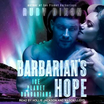 Download Barbarian's Hope by Ruby Dixon