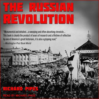 Download Russian Revolution by Richard Pipes