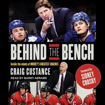 Behind the Bench: Inside the Minds of Hockey's Greatest Coaches sample.