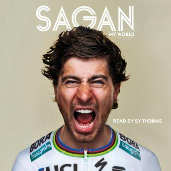 My World, Audio book by Peter Sagan