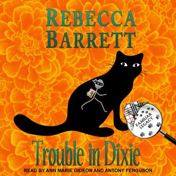 Download Trouble in Dixie by Rebecca Barrett
