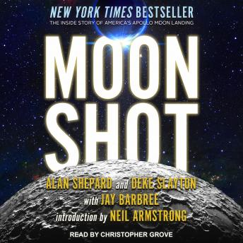 Download Moon Shot: The Inside Story of America's Apollo Moon Landings by Alan Shepard, Deke Slayton