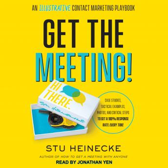 Get the Meeting!: An Illustrative Contact Marketing Playbook details