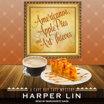 Americanos, Apple Pies, and Art Thieves, Harper Lin