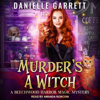 Download Murder's a Witch by Danielle Garrett